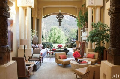 The Malibu Retreat of Will & Jada Smith