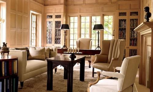 Darryl Carter Living Room DC