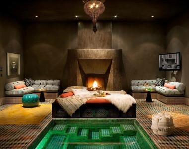 Gordon Stein living room