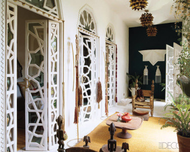 The Allure of Moroccan Styled Interiors