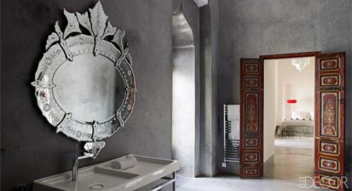 Michel Meniere Marrakech-bathroom