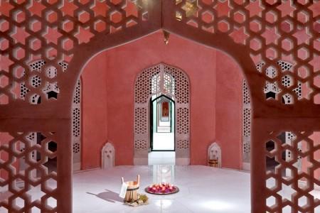 Taj Palace Hamman
