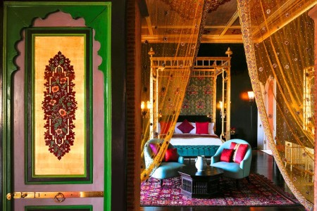 Taj Palace Hotel Marrakech Royal Suite