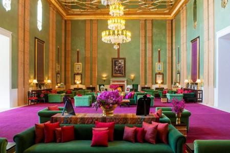 Taj Palace Jade room