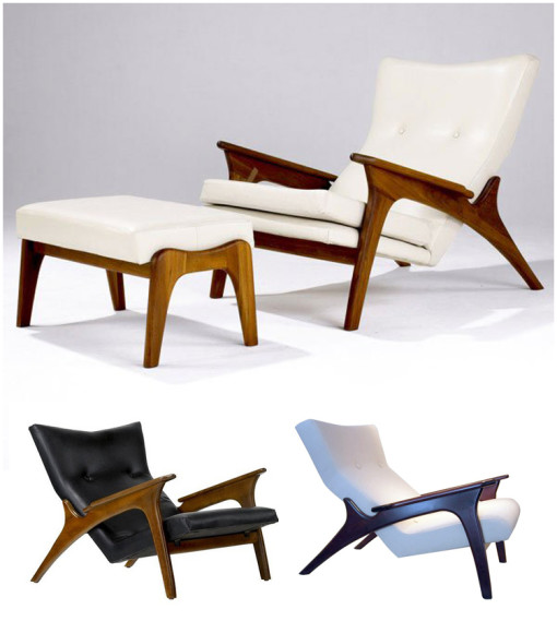 Chair Love Mid Century Modern Iconic Style Part 1