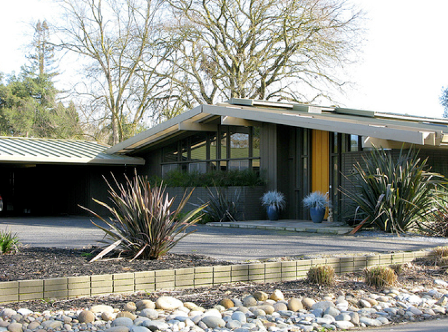 Architecture on pinterest modern ranch ranch style for Mid century modern home builders