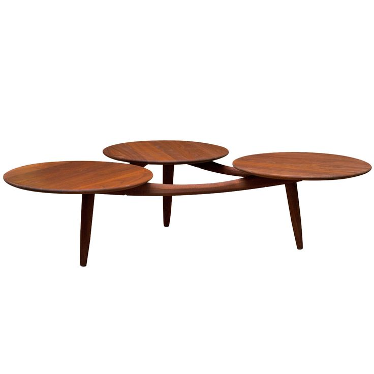 round coffee table natural wood splendid habitat