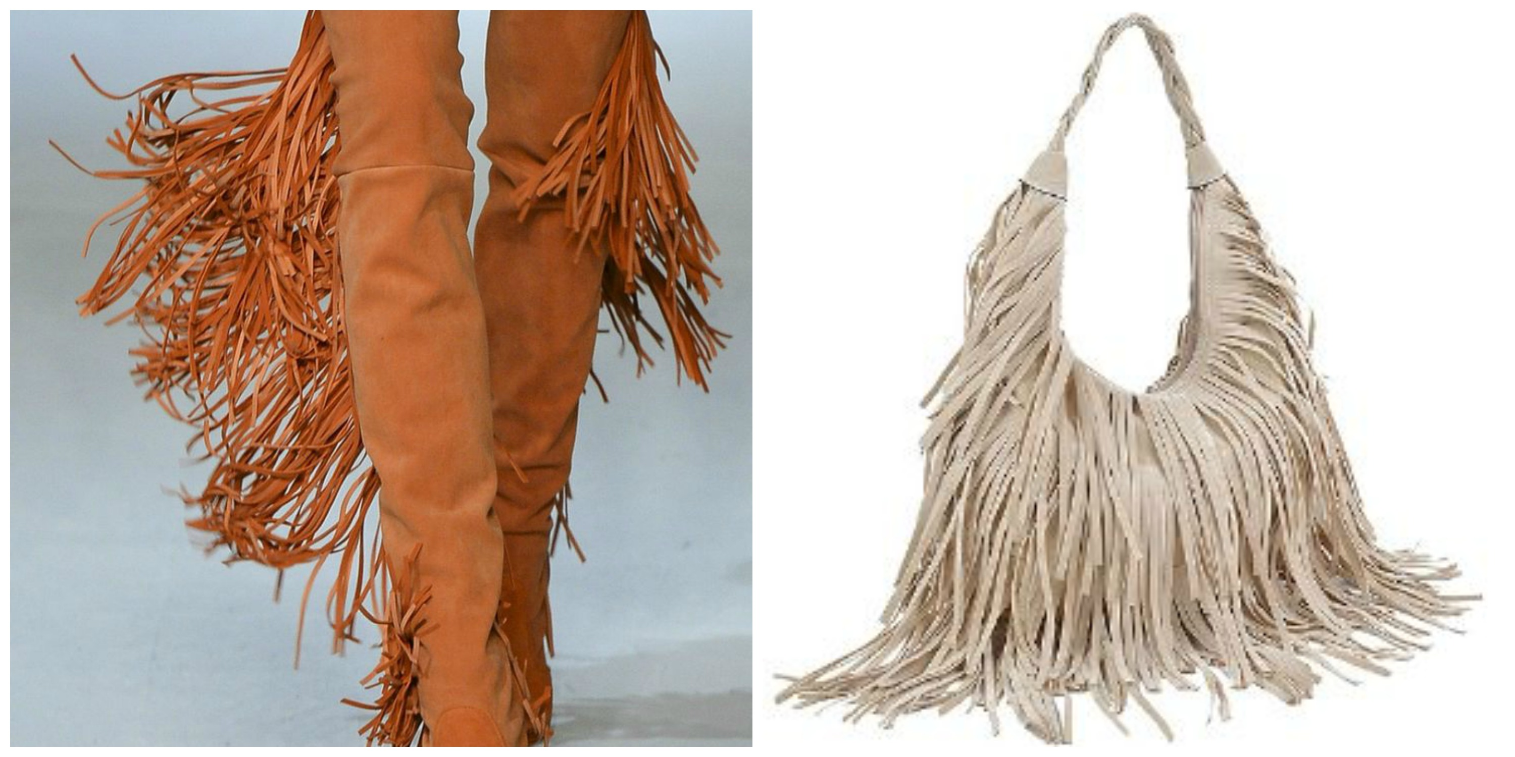 Fringe And Tassels New Trend