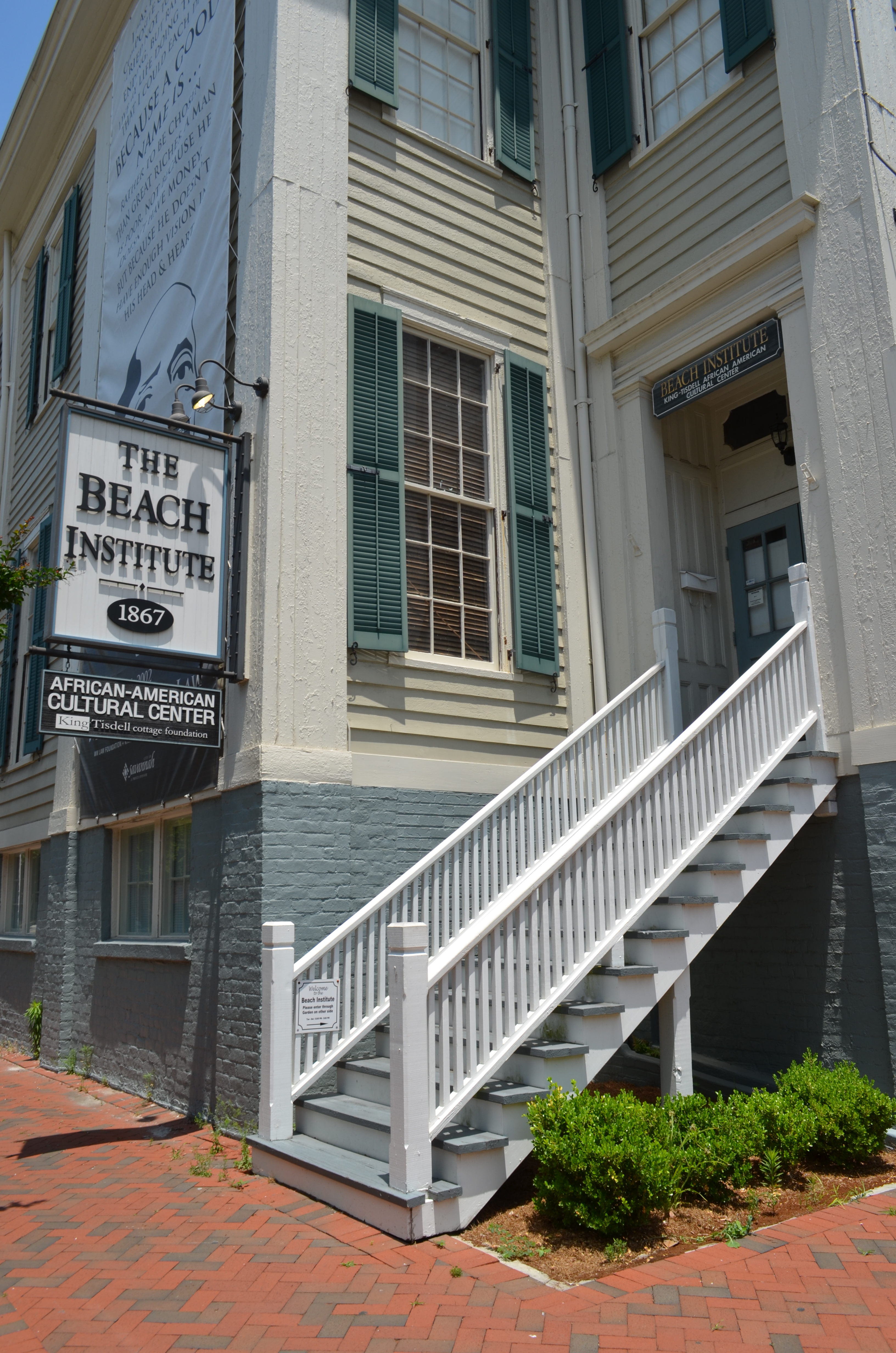 Beach Houses In Savannah Ga Part - 44: Visit The King-Tisdell Cottage On The Ground Of The Beach Institute And See  A Typical Black Coastal Residence Of The 1890s And Many Artifacts.