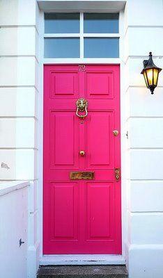 Neon pink door london & First Impressions Matter: What\u0027s Behind That Door? Pezcame.Com