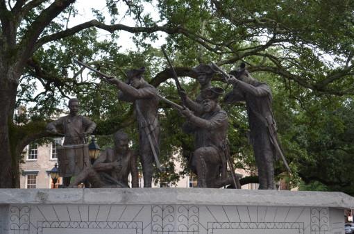 Rev War Haitian Soldiers