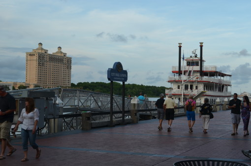 RiverBoat tour