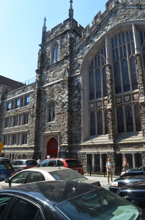Abyssinian Baptist Church, Harlem