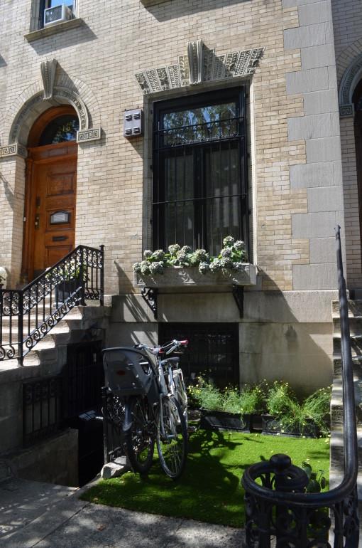 Striver's Row in Harlem