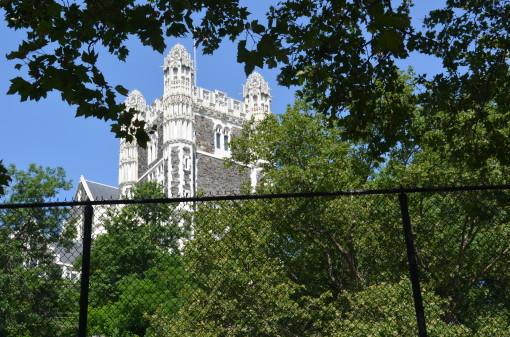 City College of NY, Harlem