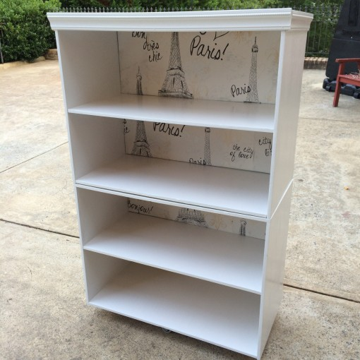 Easy To Create Bookcases From Boxes