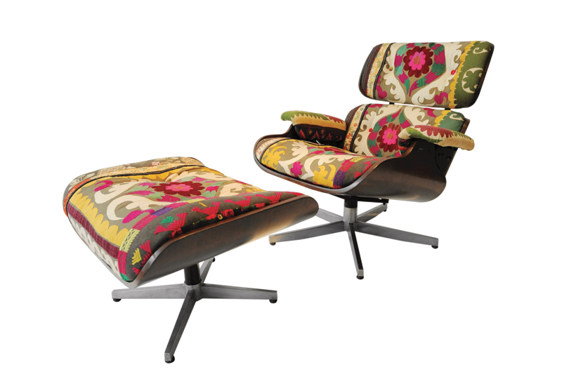 Bokja Lounge Chair   Tom Price Classic Design