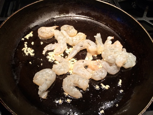 Tabil Seasoned Sauteed Shrimp Recipe — Dishmaps