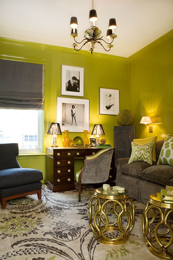 Decorating with Jewel tone colors