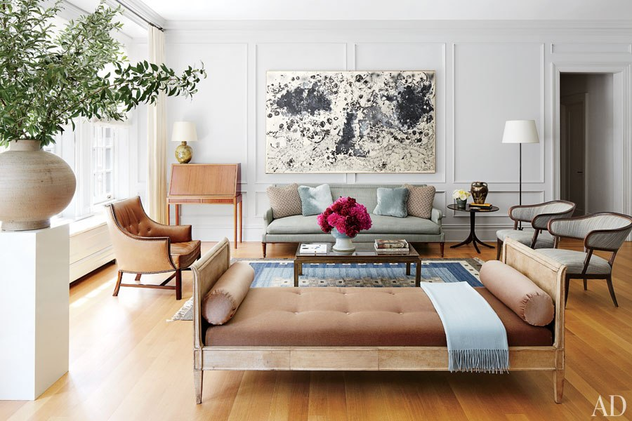 Nina Garcia'S Manhattan Apartment Archives - Splendid Habitat