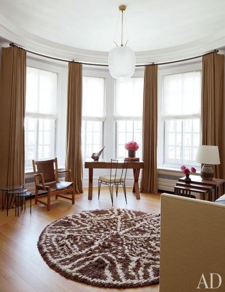 Nina Garcia's guest room