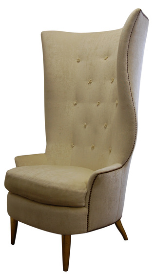 Incredible Modern Wingback Chairs Ocoug Best Dining Table And Chair Ideas Images Ocougorg