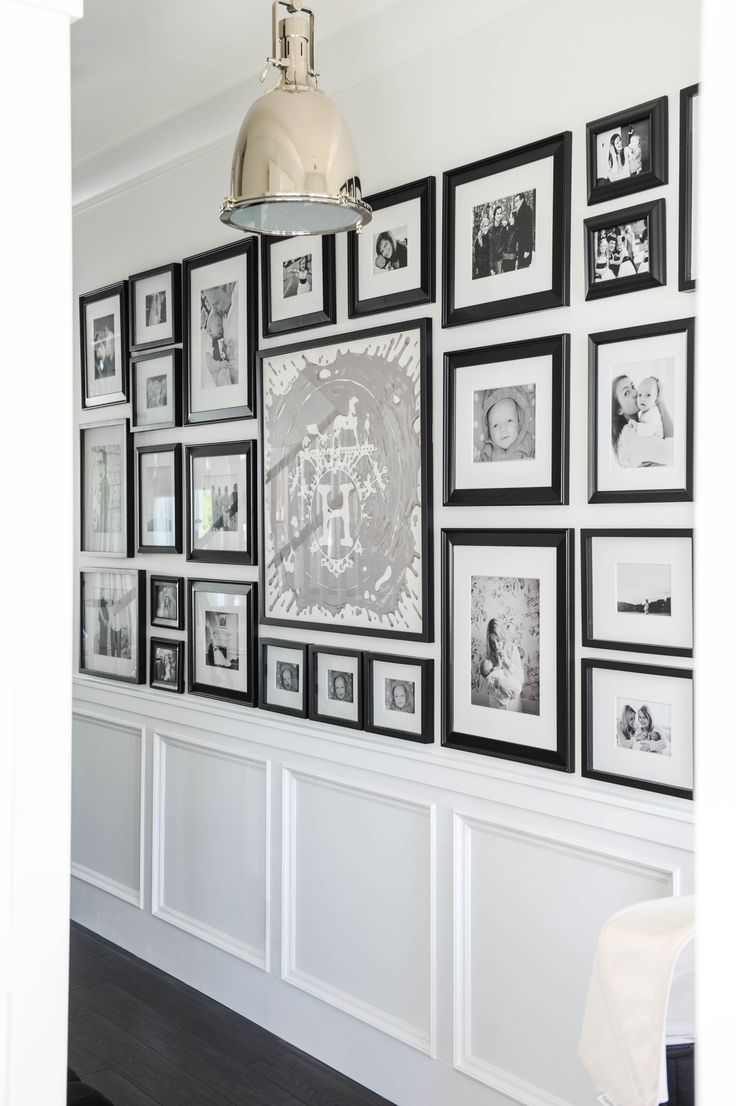 Gallery wall ideas to make your walls go wow for Wall of framed pictures