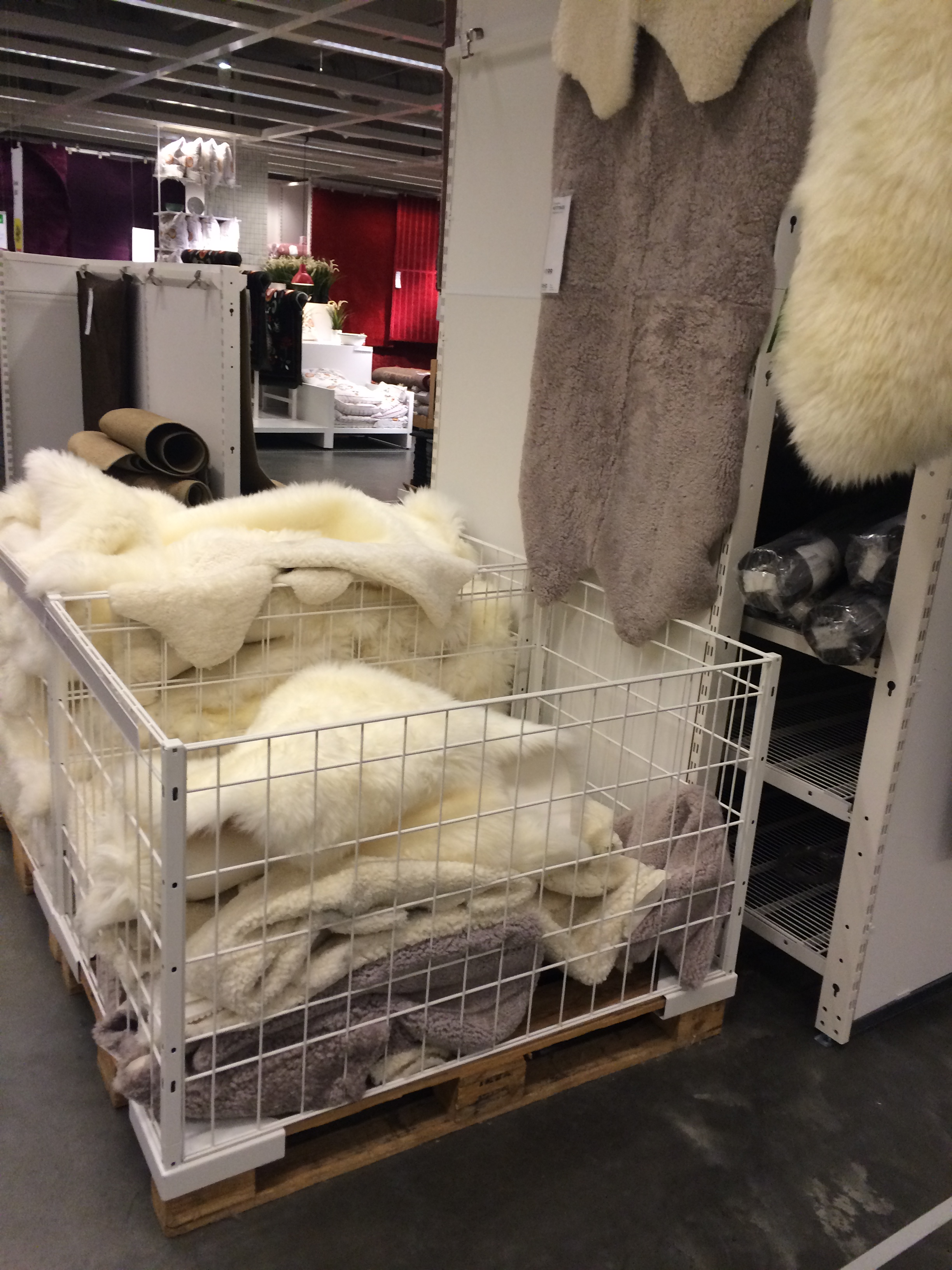 Ikea Sheepskin Rug Home Decor