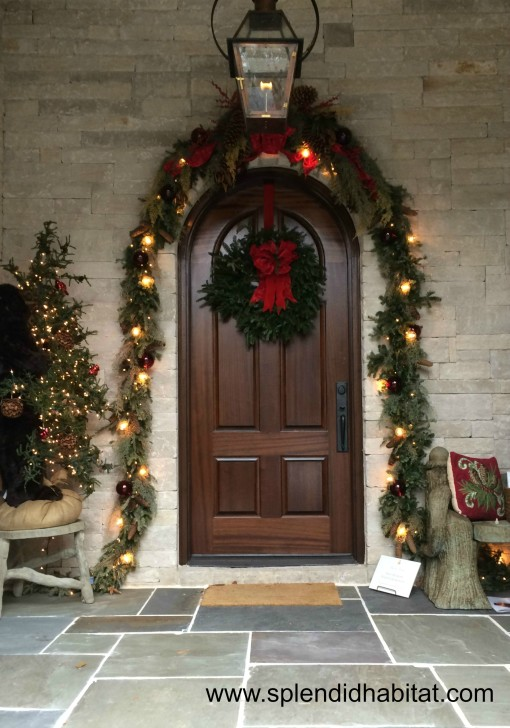 Atlanta Holiday House 2014 entry
