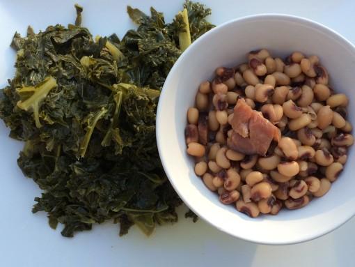 Blackeyed peas - New Years