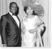 John & Eunice Johnson founders of EFF & Johnson Publishing