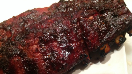 Smoked Ribs by Elle