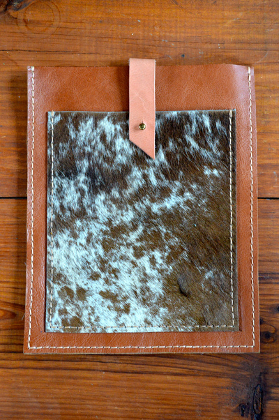 leather ipad case - Purchase effect