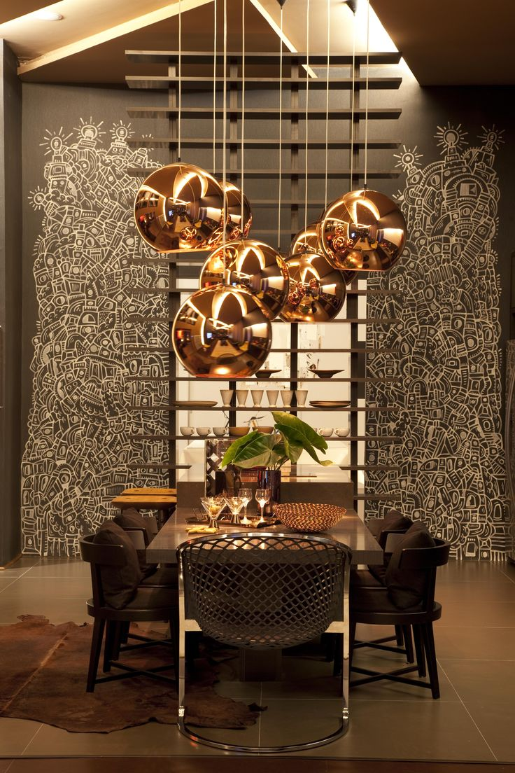 Decorating With Warm Metallics Copper Bronze Amp Gold