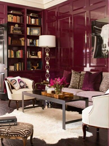 The Pantone 2015 Color Of The Year Marsala