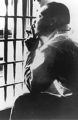 MLK in birmingham-jail