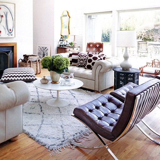 Madeline Weinrib Rug Designer