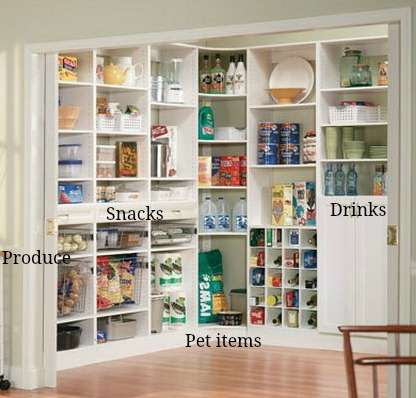 pantry-cabinets labeled