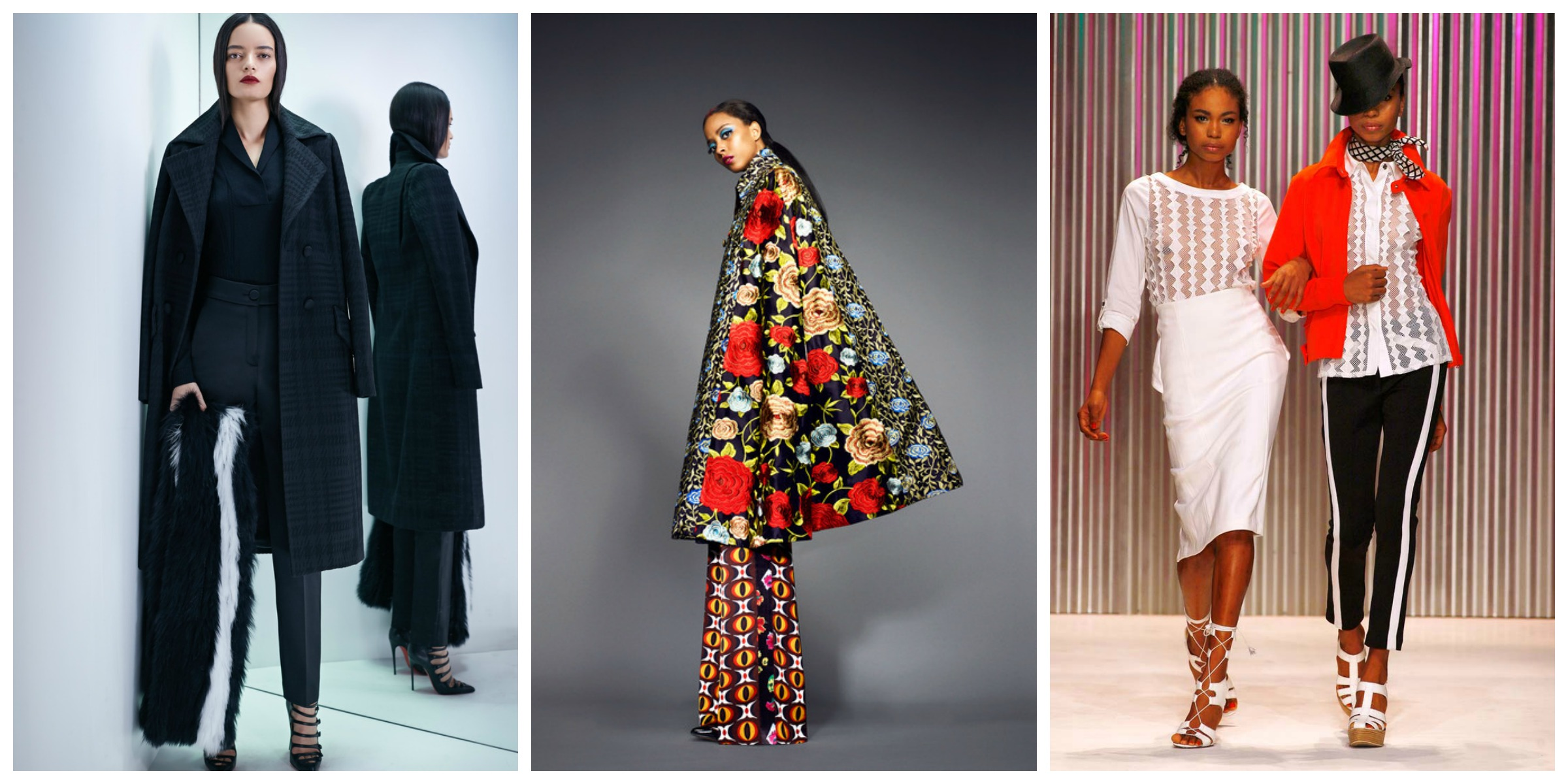 Fashion designers influenced by culture