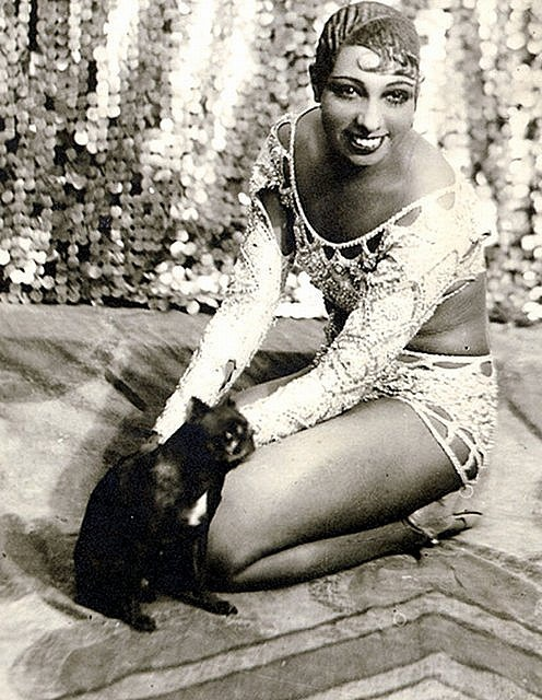 """Since I personified the savage on the stage, I tried to be as civilized as possible in daily life."" Josephine Baker"