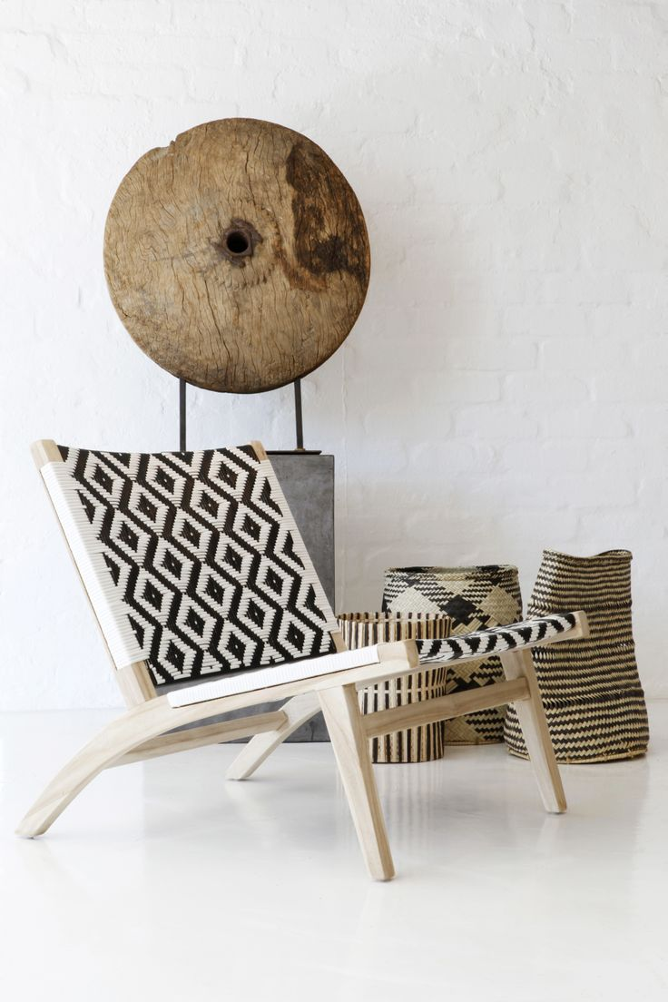 Design Trend: The New Tribal Vibe In Interiors Is Straight