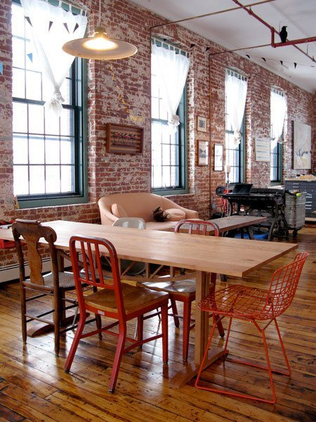 Industrial Style Is Creating New Urban Chic Homes