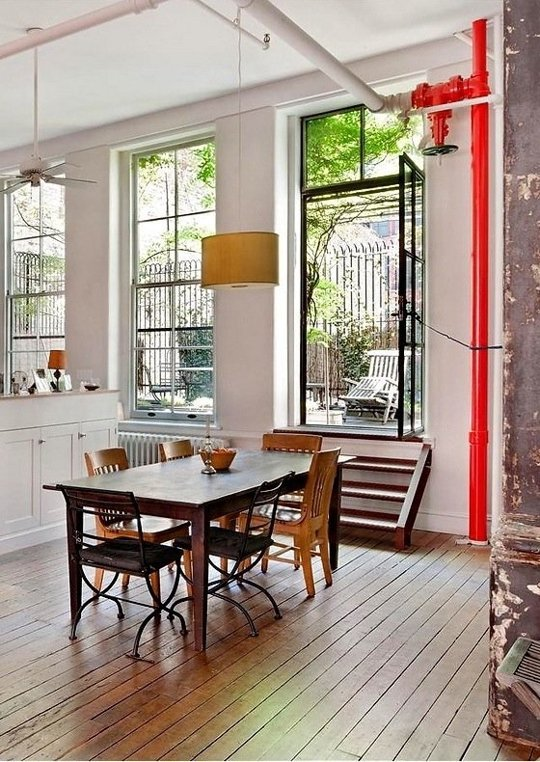Industrial Style Is Creating New Urban Chic Homes Splendid Habitat Interior Design And Style