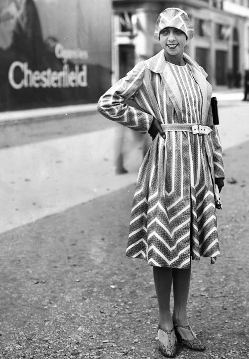 Josephine Baker 1927 fashion