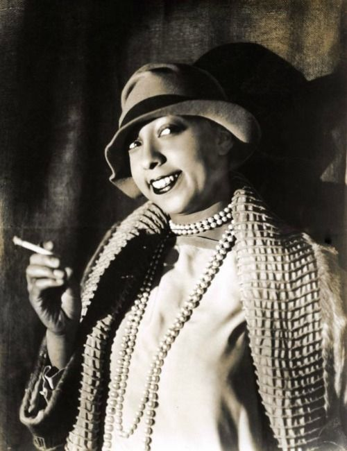 Style Icon: A Look At The Undeniably Fabulous Josephine ... Josephine Baker