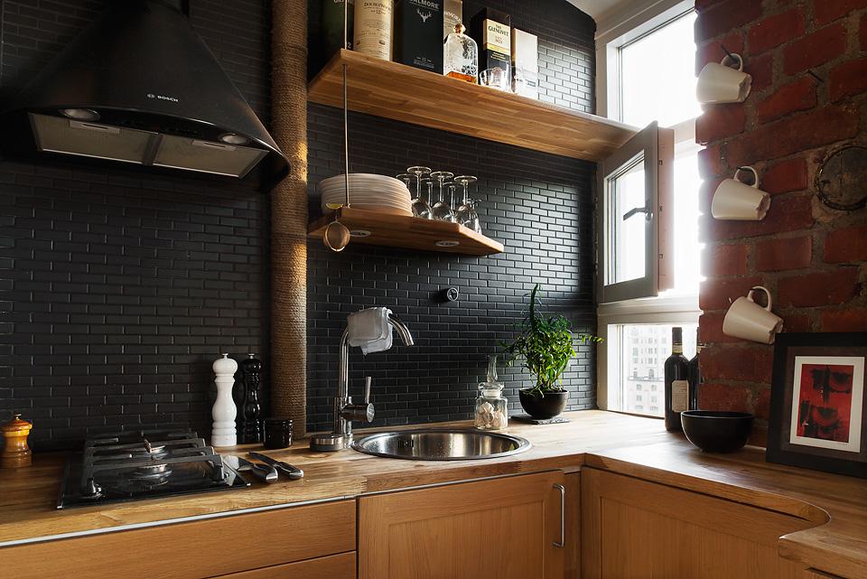 12 black is beautiful kitchens you will love! - splendid habitat