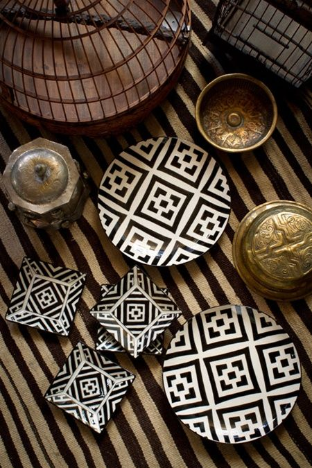 Design Trend The New Tribal Vibe In Interiors Is Straight