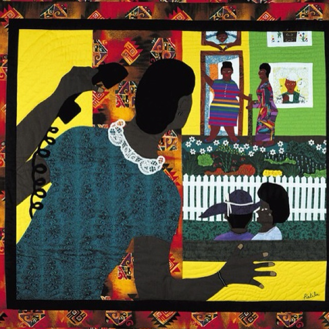Magnificent Art Quilts By African American Quilt Masters