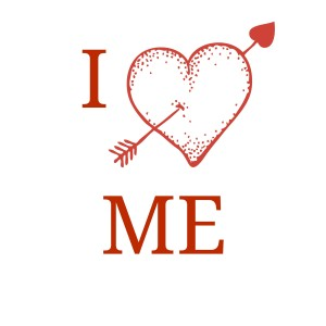 Valentine - I heart me
