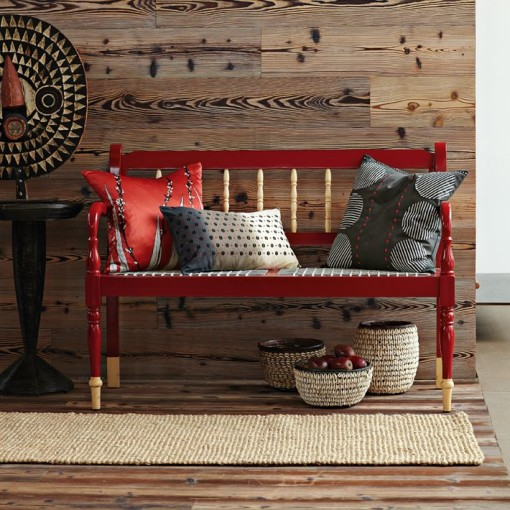 West ELm african inspired